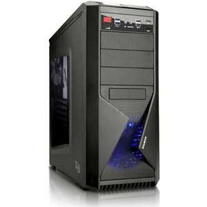 Ordinateur de bureau GrosBill Gamer GB1G518 Intel Core i5 3570K 3.4GHz