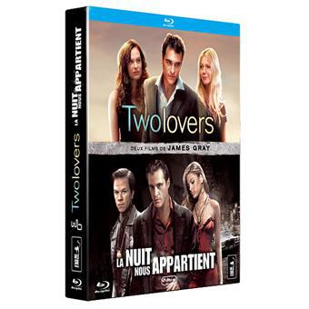 Coffret Blu-Ray : Two Lovers - La Nuit nous appartient