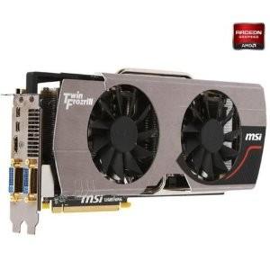 Carte graphique MSI ATI R6970 Lightning  2Go GDDR5 PCI-Express 16x