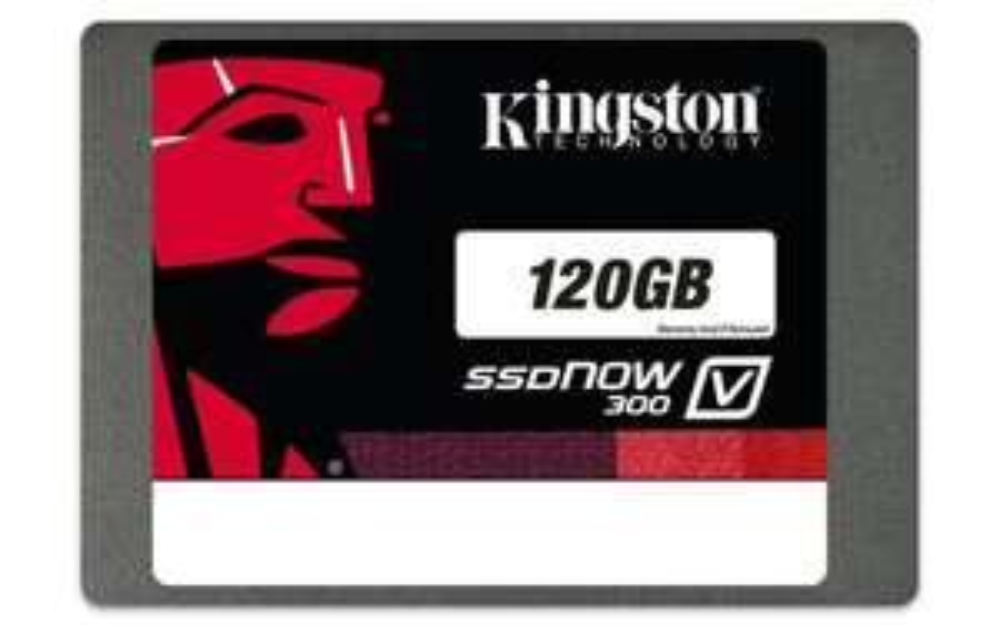SSD Kingston technology SSDNow V300 2,5'' SATA III 120 Go