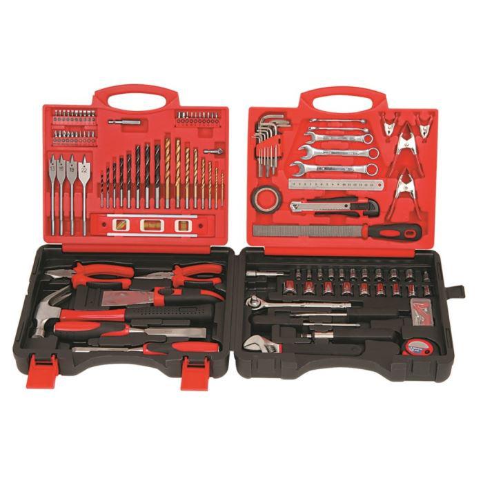 Malette à outils 146 pièces 90JJ146