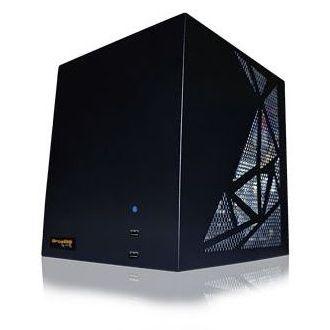 PC de bureau GrosBill Gamer by Quietty The Cube AMD Turion 2.6GHz