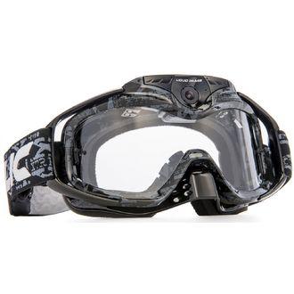 Masque de ski avec caméra intégrée 1080p Liquid Image Off Road 368