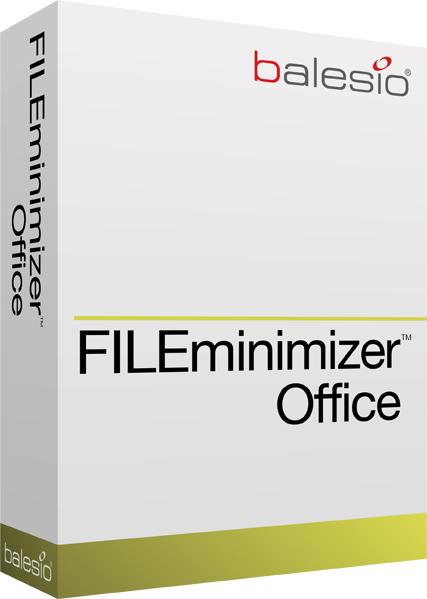 Logiciel FILEminimizer Office gratuit