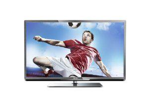 "Télévision 55"" Philips 55PFL5507H - LED HDTV 1080p 400 Hz 3D 4 HDMI 3 USB"