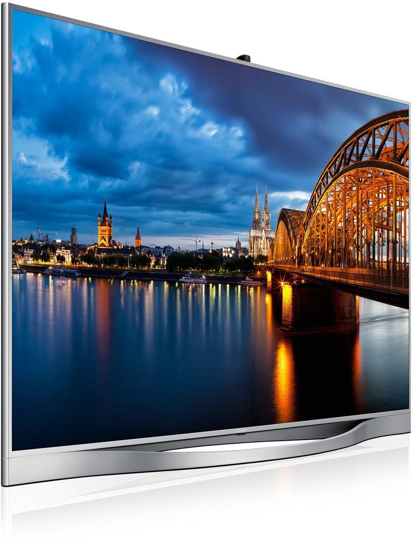 "Télévision 46"" Samsung UE46F8500 - 3D Smart TV 1000 Hz CMR (avec ODR 15%)"
