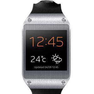 Montre connecté Samsung Galaxy Gear Noir (après ODR 100€) à 54.90€ via Buyster, sinon