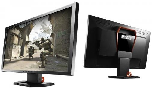 """Ecran PC gamer 23.5"""" Eizo - Foris FG2421 1920 x 1080 pixels - 1 ms - Dalle VA - HDMI - 240Hz - Noir - Reconditionné"""