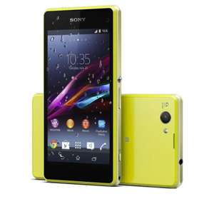 Smartphone Sony Xperia Z1 Compact 16 Go - Vert
