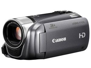 Camescope Full HD carte mémoire CANON LEGRIA HFR206 avec code promo