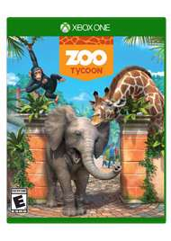 Zoo Tycoon sur Xbox One
