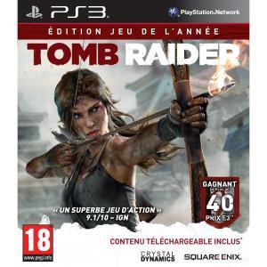Tomb Raider Goty Edition PS3