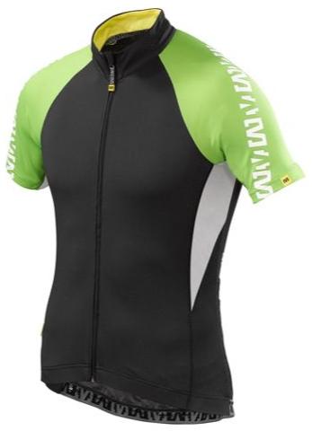 Sélection de vêtements de vélo à -70% + 10% supplémentaire - Ex : Veste Mavic Sprint Jersey