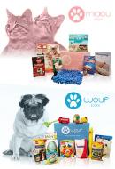 MiaouBox ou WoufBox : Pack d'accessoires, jouets, friandises... pour chien ou chat