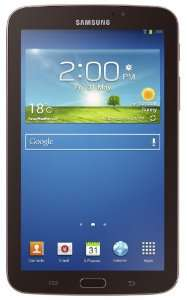 "Tablette Galaxy Tab 3 7"" Noire ou Blanche"