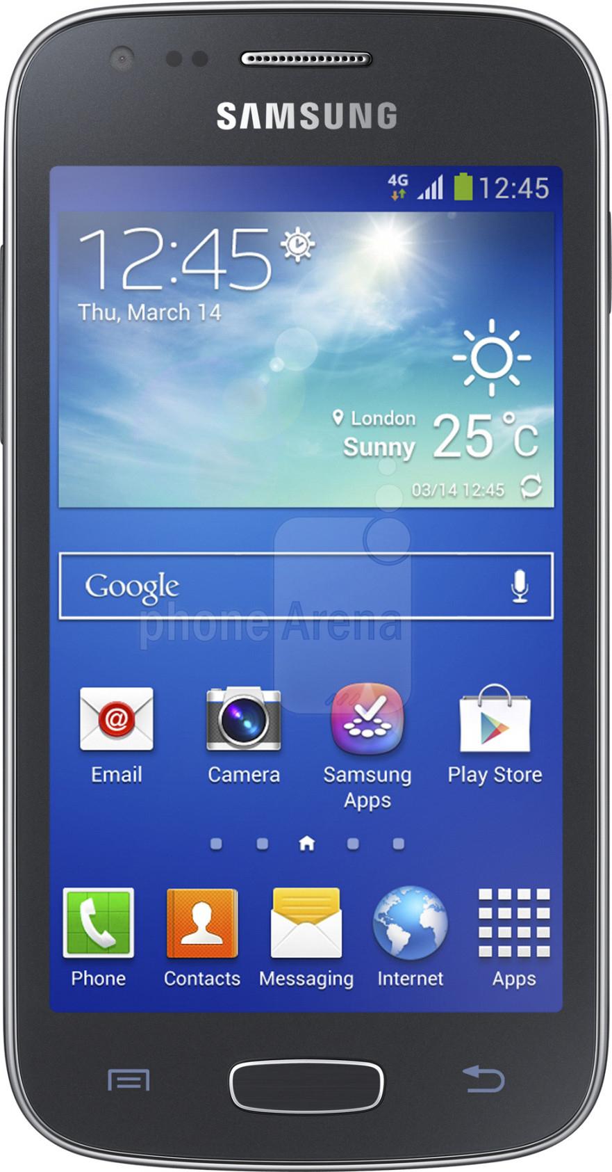 "Smartphone 4"" Samsung Galaxy ACE 3 4G"