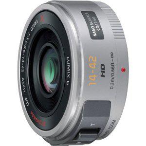Objectif Panasonic 14-42 mm F 3,5/5,6 G VARIO X
