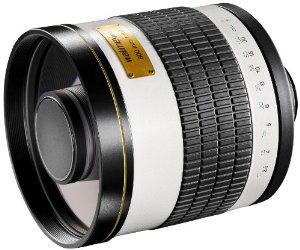 Objectif Walimex Pro 800/8,0 DX pour Canon EOS M