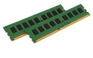 Ram Kingston ValueRAM 8 Go (2x 4Go) DDR3 1333 MHz - AVEC ECC