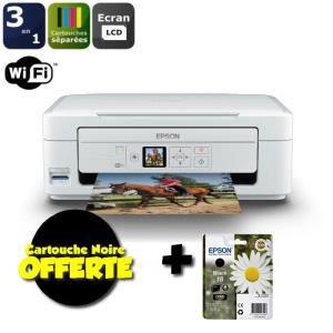 Imprimante Epson 3 en 1 Wi-Fi XP-315 + Cartouche Epson T1801 Noir