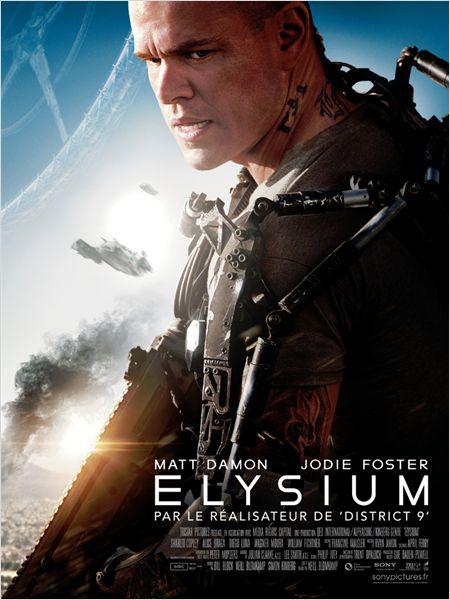 Elysium en location - Qualité HD à 1.49€ et SD