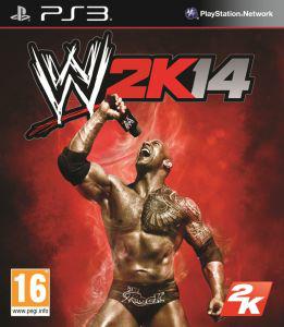 WWE 2K14 sur PS3