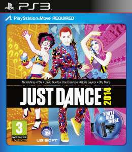 Just Dance 2014 sur PS3
