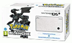 Nintendo Dsi Edition Limitée Pokemon Version Blanche