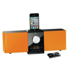 Enceinte Logitech Pure-Fi Express Plus - Orange