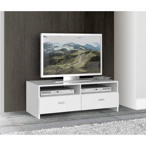 Meuble TV Bingo Blanc 94 cm