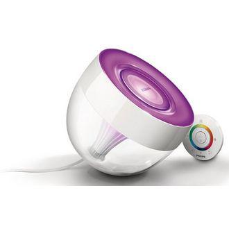 Lampe Luminotherapie Philips Living Colors Iris Transparent