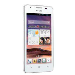 "Smartphone Huawei Ascend G525 Blanc: 4,5"", Android 4.1, Proc. Quad-core 1.2Ghz - Double SIM"