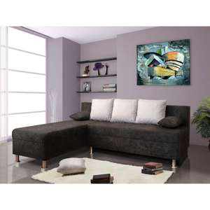 Canapé d'angle Iggy Dream - convertible en couchage 160x200