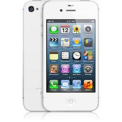 Apple iPhone 4S - 8Go noir ou blanc