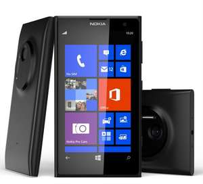 Smartphone Nokia Lumia 1020 - Noir