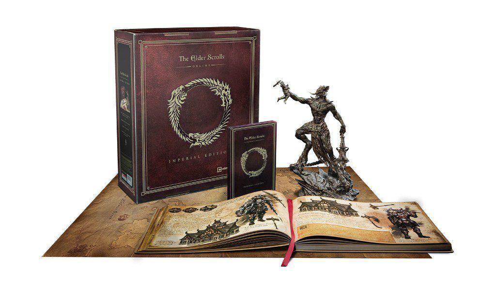 The Elder Scrolls Online - Edition Impériale (Collector) sur PC