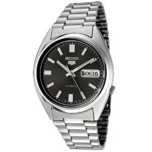 Promotions sur une sélection de montres - Ex: Montre automatique Seiko 5 SNXS79K