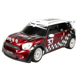 Voiture Radiocommandé Nikko Mini Coutryman WRC New Generation Echelle 1/14e