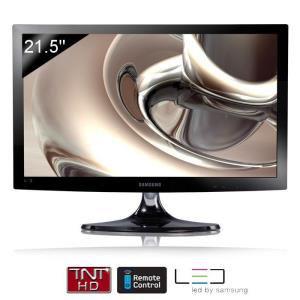 "Moniteur / TV Samsung T22C300EW LED 21,5"" + TNT HD"