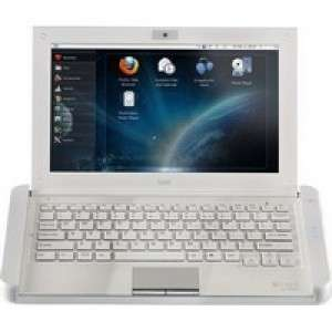 "Netbook HERCULES 10.1"" eCAFE Slim HD White"