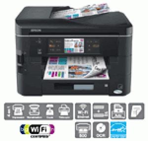 Imprimante multifonction jet d'encre Epson Stylus Office BX925FWD Wifi télécopieur / photocopieuse / imprimante / scanner