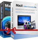 Logiciel MacX Mobile Video Converter (2ème édition) pour Mac gratuit