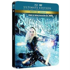 Blu-Ray Ultimate Edition : Sucker Punch, Choc des titans, Sherlock Holmes ou Very Bad Trip 2