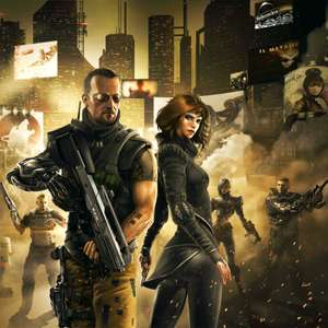 Deus Ex: The Fall sur Android