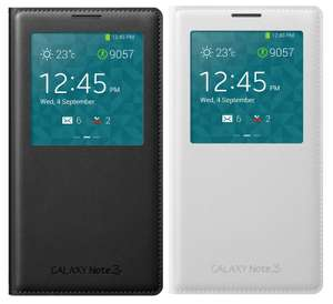 Etui Smart View Galaxy Note 3