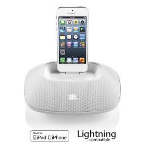 enceinte JBL OnBeat Micro Lightning - Docking iPhone 5