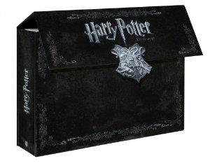 Coffret Harry Potter Intégrale 8 DVD
