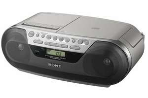Poste Radio cassette CD Sony CFD-S05 - Reconditionné