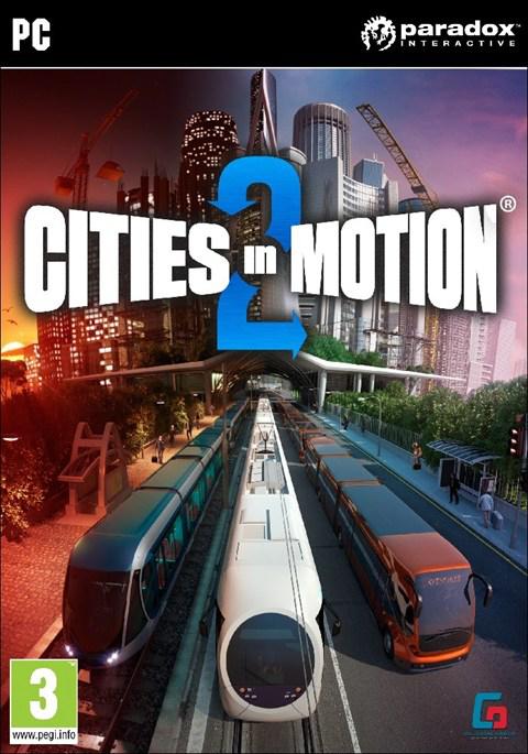 Cities in Motion 2 sur PC (Dématérialisé)