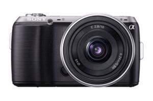 Sony NEX C3 NOIR + 16 MM
